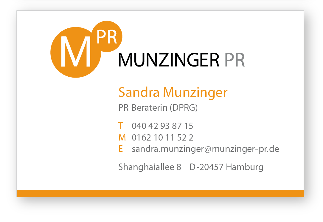 """MUNZINGER"